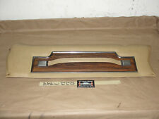 76 Buick Electra 225 4 Dr LEFT DRIVER REAR UPPER DOOR PANEL & PULL STRAP HANDLE