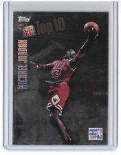 1997-98 Michael Jordan Topps Inside Stuff #IS1