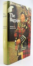 1975*BAGPIPE*MUSICAL INSTRUMENT HISTORY*COLLINSON*1st*PIOBAIREACHD*HIGHLAND PIPE