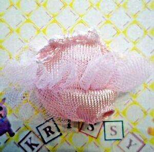 Krissy Kelly Small Doll Clothes *Krissy's Layette Pink Satin Ballet TuTu*2availb