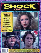 Shock Cinema #41 Steve Puchalski Nancy Allen Judy Pace Michael Beck Larry Yust