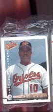 2000 Grandstand Bluefield Orioles Complete Baseball set Baltimore Minor League