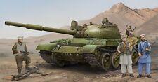 Russian T-62 Mod.1975 Mod.1962 + KTD2 Tank Plastic Kit 1:35 Model 1551 TRUMPETER
