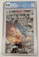 IDW D&D SHADOWS OF THE VAMPIRE CGC 9.0 White Pgs SUBSCRIPTION, POP 1 NONE BETTER