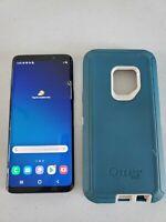Samsung Galaxy S9 64GB Blue Verizon Unlocked - Cracked Screen