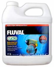 FLUVAL CYCLE 2L LITRE BIOLOGICAL FILTER BACTERIA WATER FISH TANK FRESH NUTRAFIN