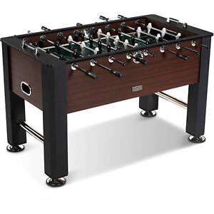 """Foosball Soccer Table 56"""" Indoor Game Room Arcade Entertainment Play  with Balls"""
