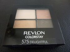 Revlon ColorStay 16 Hour Eye Shadow Quad - DELIGHTFUL  #575 - Brand New / Sealed