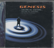 Genesis Calling All Stations Cd Album phil collins