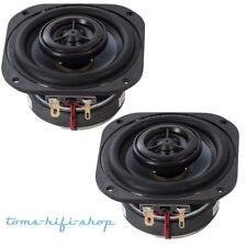 Audio System CO-80 EVO 8cm Lautsprecher 170 Watt Auto Boxen Set Armaturenbrett