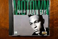Marvin Gaye - Night Life (1993) CD AU Very Good - 5500722