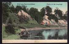 74078 AK Tammowischken Insterburg Angerapp um 1910 Gumbinnen