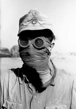 WW2 Photo WWII German Soldier Afrika Korps 1941  World War Two Wehrmacht / 2445