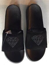 Diamond Supply Co Fairfax Suede Slide Slippers Sandals B16MFB99 US 12