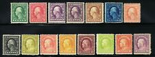 SCOTT #498 - 517 **M/MNH** PERF.11X11 STAMPS FROM ISSUE OF 1917 - 1919 **M/MNH**