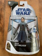 Star Wars Black Series The Clone Wars Target Exclusive Anakin Skywalker InHand!!