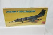 1/72 ACADEMY MINICRAFT LOCKHEED F-104G STARFIGHTER MODEL KIT # 1619