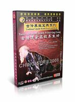 Taoist Health Qigong - Preserving Exercise Advanced leve by Xuan Tongzi 2DVDs
