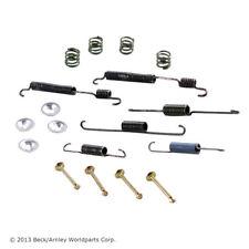 Drum Brake Hardware Kit Rear Beck/Arnley 084-1393