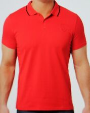 F2. puma Polo-Shirt ferrari tamaño XXL rojo nuevo