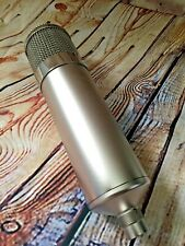 LLM47 U47 Project Microphone outer Shell & shockmount    --  projects & mods