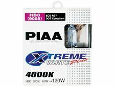 For 2011-2014 Ford Fiesta Headlight Bulb High Beam PIAA 63845FQ 2012 2013