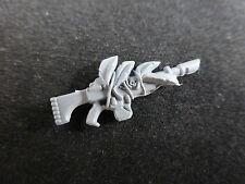40K IG Catachan Heavy Weapons Team : Camouflaged Lasgun