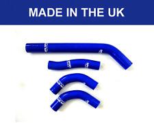 Honda CRF250 R 2010 2011 2012 2013 Mangueras De Radiador De Silicona Kit Azul de la manguera de tuberías