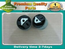2 FRONT AXLE ENGINE MOUNT MOUNTING BUSHING FOR JEEP LIBERTY 02-07