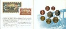 LUXEMBOURG Série BU 2003 de 8 Monnaies de la 1 Ct à 2 €    Pont Adolphe