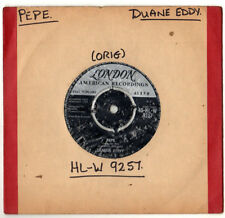 """DUANE EDDY.PEPE / LOST FRIEND.UK ORIG 7"""".VG"""