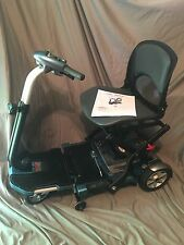 EV Rider Folding Mobility Scooter RETAIL $1935.00 Shopping Channel Demo