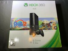Microsoft Xbox 360 4GB Game System Peggle 2 Brand New