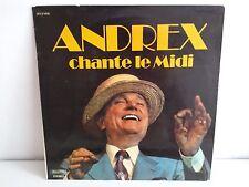 ANDREX Chante le midi 30 cv 1408