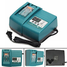 18V Power Tool Battery Fast Charger for Makita BL1815 LXT400 BL1830 BL1840 TOP