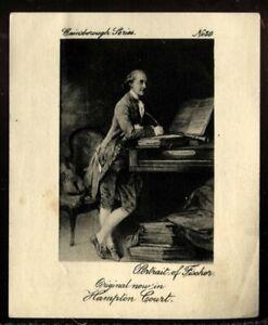 Tobacco Card, Ardath, GAINSBOROUGH SERIES, 1915, Portrait of Fisher, #30