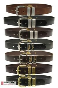 RM Williams Leather Work Belt - RRP 119.99 - Australian Made - FREE EXPRESS POST