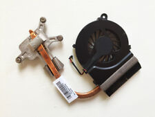 HP CQ42 G43 CQ56 G56 G62 CQ62 606609-001 Laptop Cpu Cooling Fan & Heatsink 3-pin