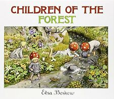 Children of the Forest NUEVO Rilegato Libro  Elsa Beskow
