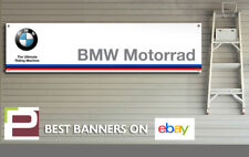 BMW Motorrad Ultimate Riding Machine BANNER, GARAGE, WORKSHOP, F700GS, R80, etc