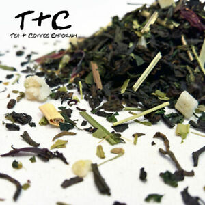 Slimming Weight Loss Tea - Best Quality Blend of Teas and Fruit-Puerh,Yerba Mate