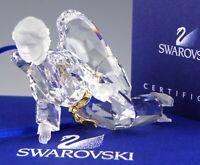 Swarovski Crystal Figurine Christmas Ornament #863449 ANGEL 2006 Mint Box COA