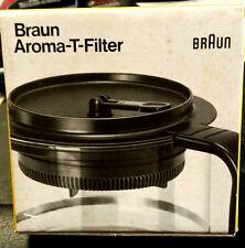 Braun Aroma-T-Filter Kft 20 for Tea Nos Nib