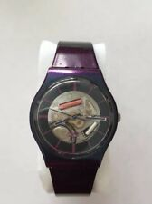 Swatch   Defekt!!!!!! An Bastler !!!!Damen Spangen Uhr  Retro Uhr 1990