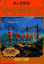 Ghost Camp (Goosebumps, No 45) by R. L. Stine