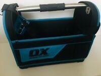 "OX Pro Open Tote Tool Bag 18 x 10 x 14"" / 46 x 25 x 36 cm OX-P262618"