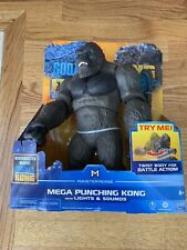 "GODZILLA VS KONG 13"" MEGA PUNCHING KONG SOUNDS & LIGHTS"