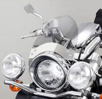 PUIG CUSTOM SCREEN ROADSTER-FRONT FORK HONDA VTX1300S 03-07 LIGHT SMOKE