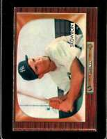 1955 BOWMAN #160 BILL SKOWRON VG+ YANKEES  *X7934