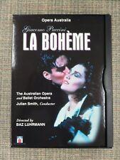 Opera Australia Giacomo Puccini La Boheme Baz Luhrmann Julian Smith Ballet Dvd